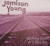 BriaskThumb [cover] Jamison Young   Shifting Sands Of A Blue Car